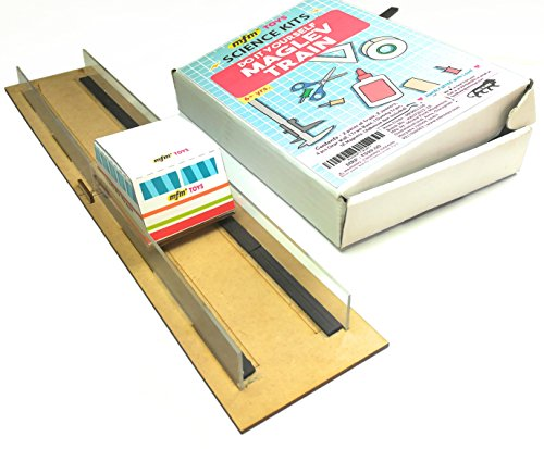 MFM TOYS Maglev Train Project DIY KIT Magnetic Levitation Demo for Classroom