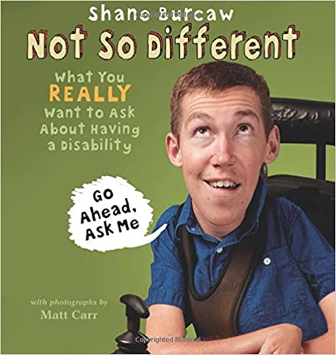 Not so different - book cover