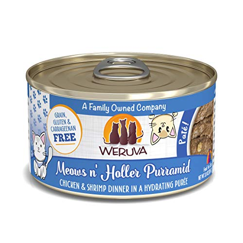 Weruva Classic Cat Paté, Meows n