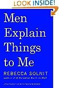 #9: Men Explain Things to Me