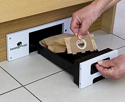 Pour adapter proclean uz250 Aspirateur Sac en Papier Pack 5