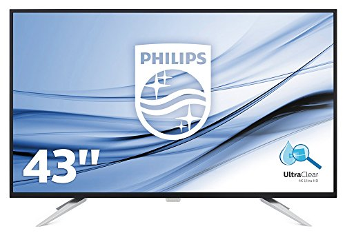 Philips Monitor Bdm4350uc 108cm 42.5in Ips Led 3840x2160 16:9