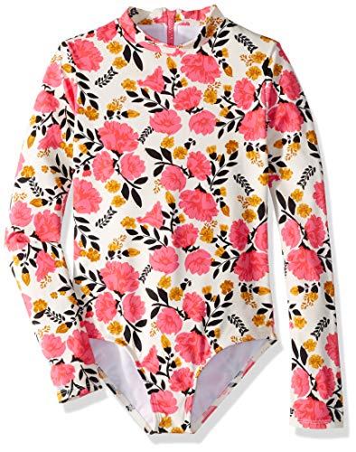Billabong Little Girls' Sun Dream Bodysuit, Multi, 4