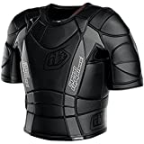 Troy Lee Designs UPS 7850-HW Shirt Adult Undergarment Off-Road Motorcycle Body Armor - Black Large