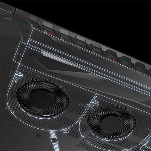 Acer Nitro 5 Gaming Laptop, 9th Gen Intel Core i7-9750H, NVIDIA GeForce RTX 2060, 15.6″ Full HD IPS 144Hz Display, 16GB DDR4, 256GB NVMe SSD, WiFi 6, Waves MaxxAudio, Backlit Keyboard, AN515-54-728C 51xIwdnOpjL