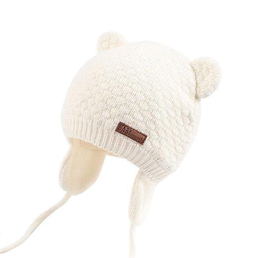 Amazon.com  Toddler Winter Warm Hat d6bc2b31a2c0