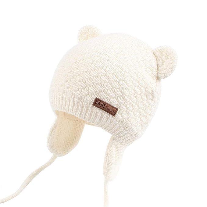 Mütze Baby Wintercovermason Kleinkind Baby Mädchen Jungen Mütze