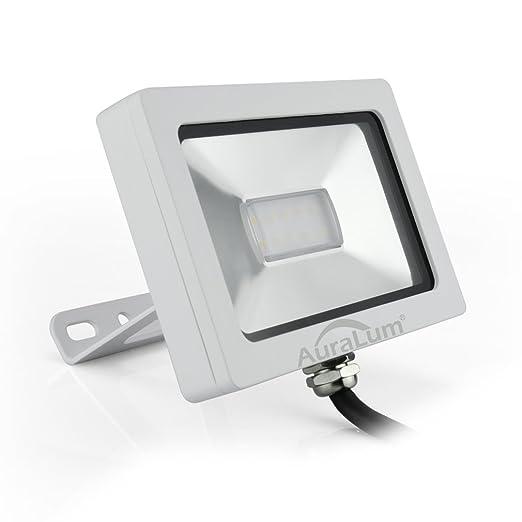 89 opinioni per Novolumi® Ultraslim 10W 230V IP65 Impermeabile LED Faretti Proiettori Proiettore