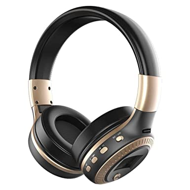 Amazon.com: Beaums - Auriculares estéreo inalámbricos con ...