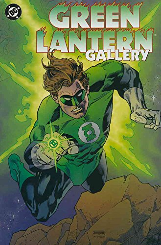 green-lantern-gallery-1-vf-nm-dc-comic-book