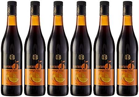 López Jiménez Moscatel Naranja - 6 botellas x 750 ml - Total: 4500 ml