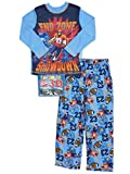 St. Eve Boys End Zone Showdown Football Pajamas Sleepwear Set & 3D Glasses S (6)