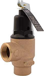 Cash Acme 13570-0030 Pressure Relief Valve, Bronze