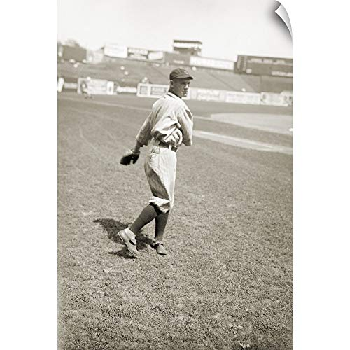 (CANVAS ON DEMAND Raymond Johnson Chapman, Shortstop for The Cleveland Indians, 1919