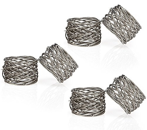 The 8 best napkin rings set of 6
