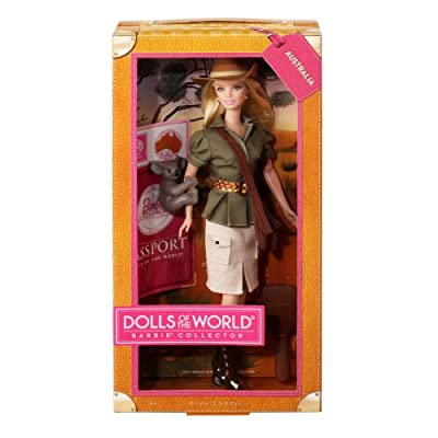 Barbie Collector Dolls of the World Australia: Mattel: Toys & Games
