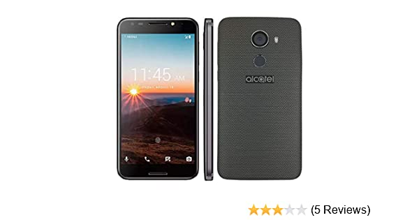 amazon com alcatel revvl 5049w t mobile 32gb black android rh amazon com T-Mobile Logo T-Mobile iPhone