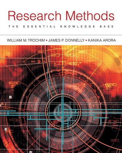 Research Methods: The Essential Knowledge Base by Cengage Learning