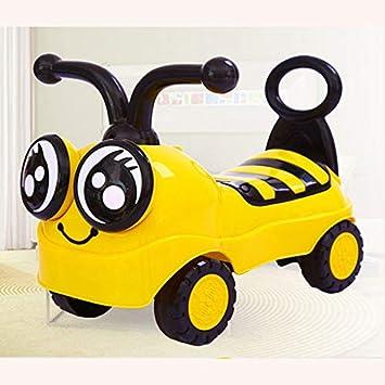 Amazon.com: Patinete infantil con diseño de abeja con música ...