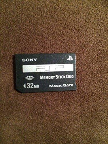 Sony PSP Memory Stick 32MB 1000
