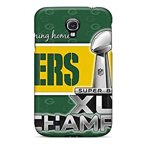 Top Quality Rugged Green Bay Packers Case Cover For Galaxy S4