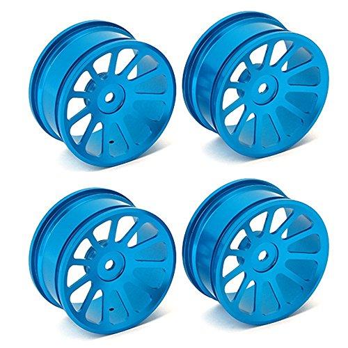 4 Spoke Aluminum Wheel - 2