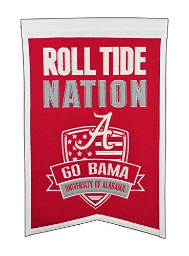 Winning Streak NCAA Alabama Crimson Tide Nations Banner