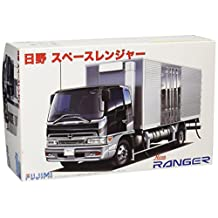 1/32 work Truck Series No.10 Hino Space Ranger by Fujimi