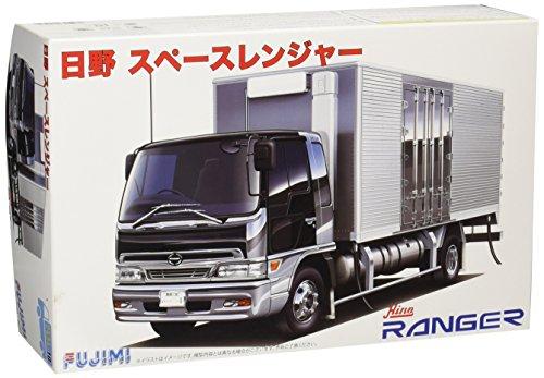 フジミ模型 1/32 はたらくトラックシリーズNo.10 日野 スペースレンジャーの商品画像