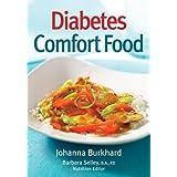 Diabetes Comfort Food by Johanna Burkhard (2006-08-21)