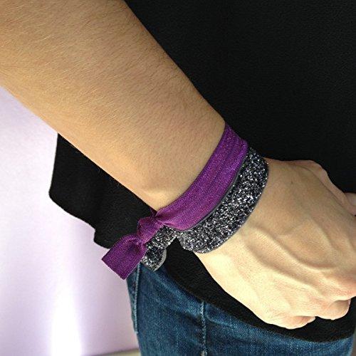 """Bracelet """"Ultra violet"""""""