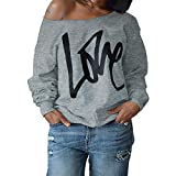 Londony Fashion Clothing in Womens Love Sweatshirt