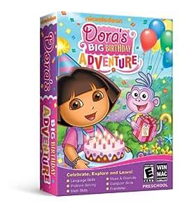 Dora Big Birthday Adventure