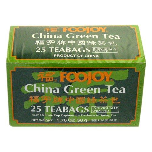 Foojoy China Green Tea (Foojoy China Green Tea20013;22283;32160;33590;)