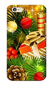 Fashion Protective Christmas Case Cover Design For Iphone 6