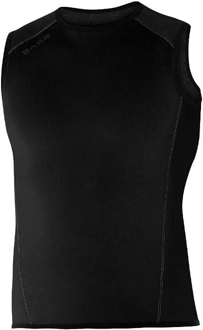 Bare Mens Exowear Vest Wet//Dry Undergarment