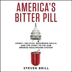 America's Bitter Pill Audiobook
