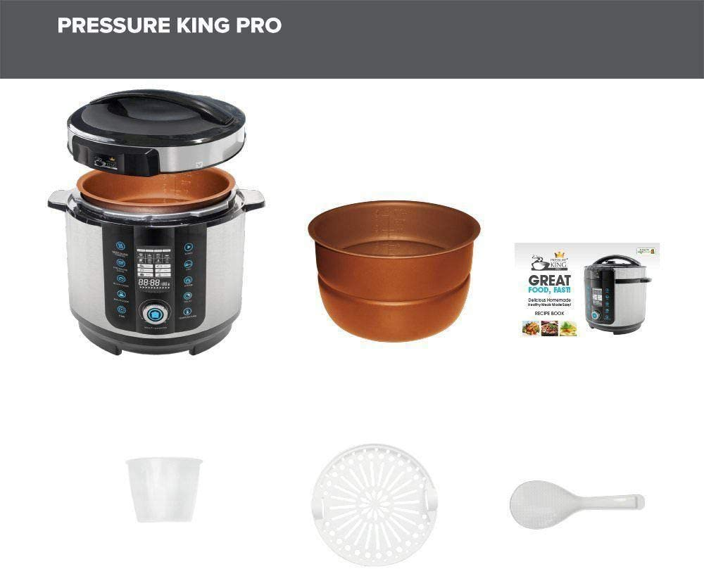robot de cocina botopro pressure king pro