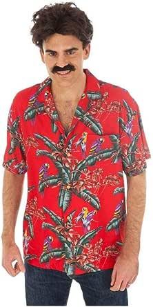 Chaks C4397XL Magnum - Camisa para adulto (talla XL), color rojo: Amazon.es: Ropa y accesorios