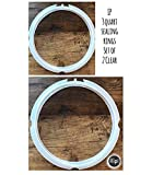 Genuine Instant Pot Sealing Ring 2 Pack Clear, Mini 3 Quart