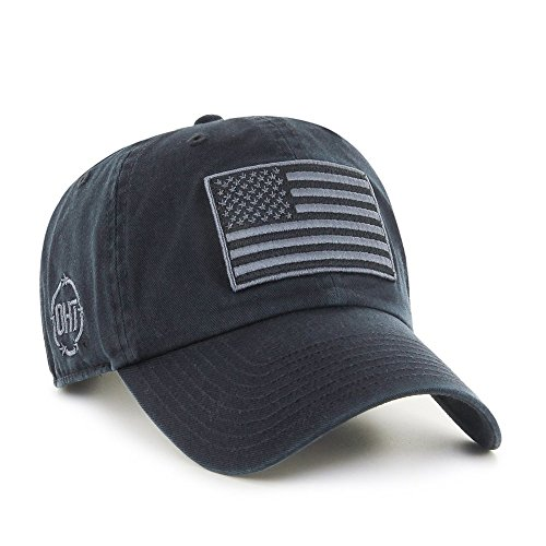 26311c6edb995  47 Operation Hat Trick Mens Clean Up Adjustable Hat with Side Embroidery Clean  Up Adjustable.