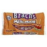 Brach's Milk Maid Rich & Creamy Caramel, 14-Ounce Bags (Pack of 12)