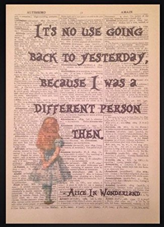 Alice In Wonderland Quotes - 5