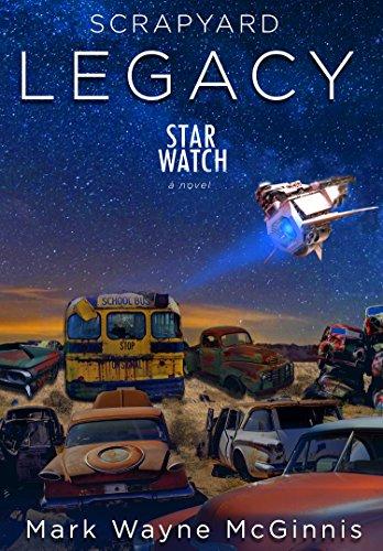 Scrapyard Legacy - Mark Wayne McGinnis