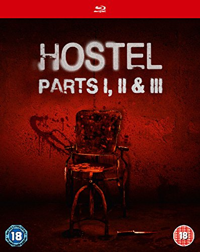 Hostel: Parts I, II and III [Blu-ray]