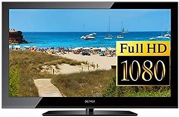 Televisor Full HD LED de Denver LED de 22672cs Display (56 cm, 22 pulgadas) con integrado