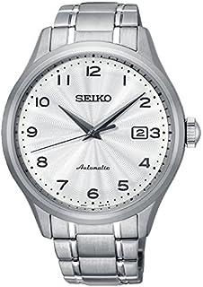 a3299a55ae Seiko Hommes Analogique Automatique Montre avec Bracelet en Acier Inoxydable  SRPC17K1