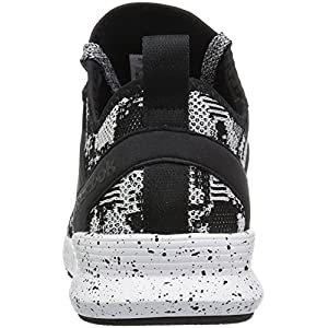 Reebok Women's Zoku Runner W Sneaker, Black/White, 10 M US