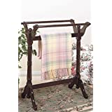 Blanket Rack, 32.5x25x16.5, CHERRY