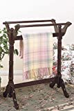 Blanket Rack, 32.5''x25''x16.5'', CHERRY